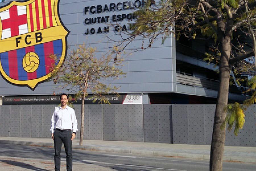 Instalaciones Deportivas del F.C. Barcelona