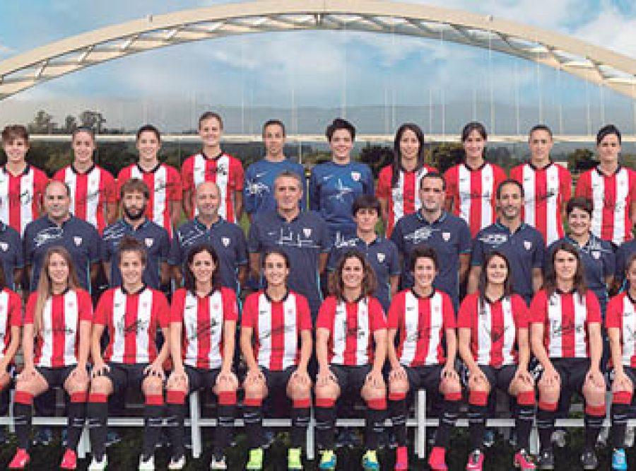 Las chicas del Athletic Campeonas de Liga 2015-2016. Carta de agradecimiento.